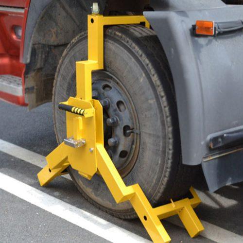 Trailer Wheel Boot for truck