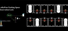 Intelligent parking saves your time in parking-LoRaWAN Parking lock