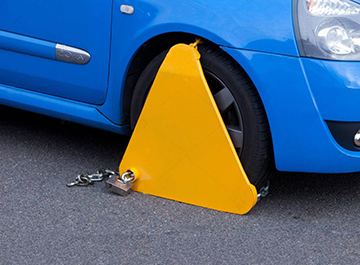 Parking Barrier – England Project