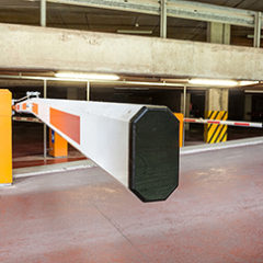 Parking Barrier - France Project