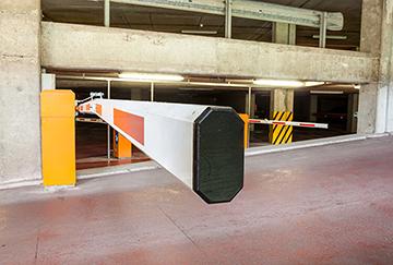 Parking Barrier - France Project
