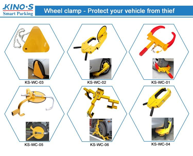 Top Sale Wheel Clamps -1