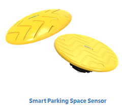 Finding parking space is not nightmare in downtown—Parking occupancy sensor from Kinouwell Tech