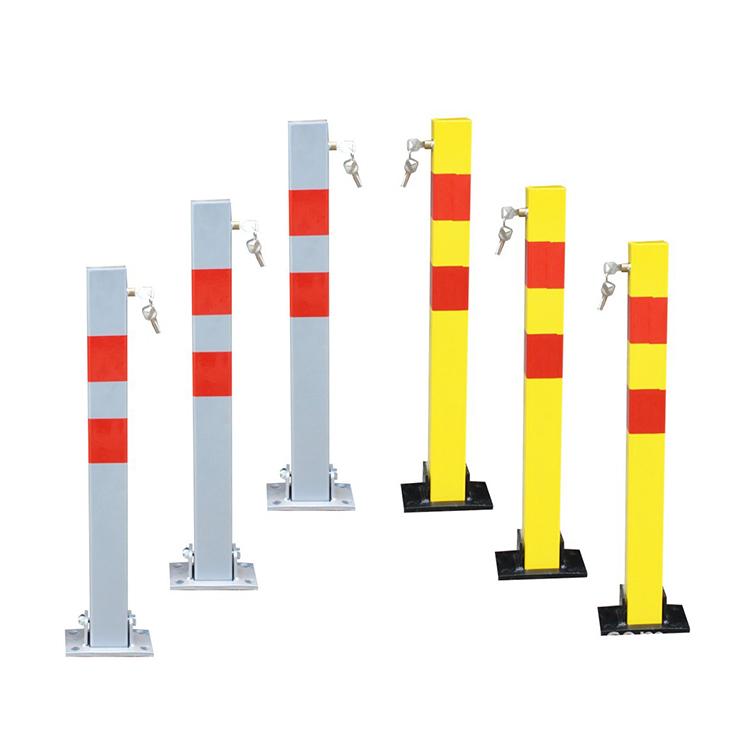 Manual Lockable Parking Barrier-1