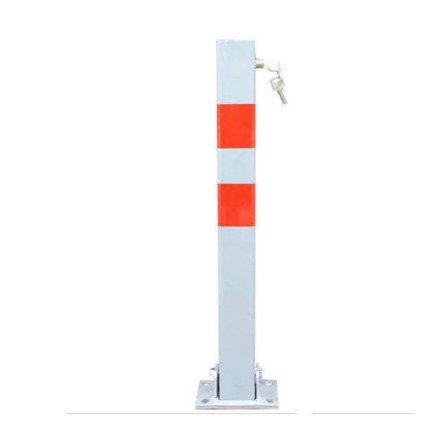 Manual Lockable Parking Barrier-2