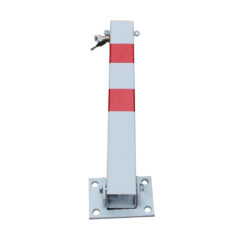 Manual Lockable Parking Barrier-3