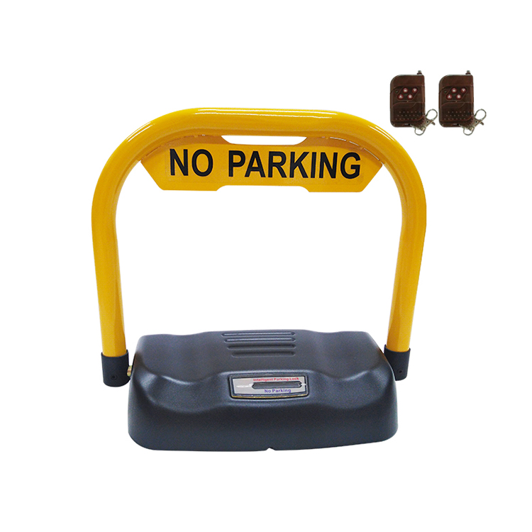 Remote Car Parking Lock-1