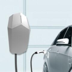 22KW AC 3 Phase EV Charger Station for Tesla F
