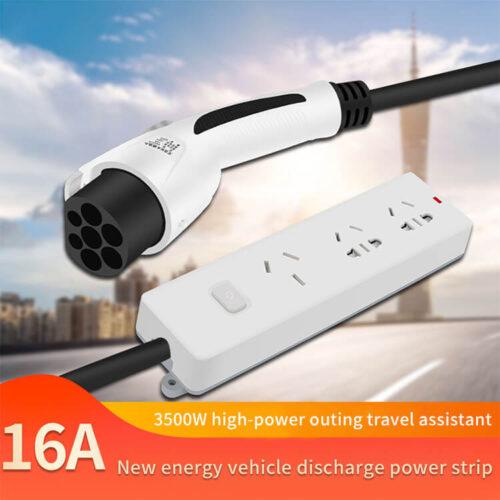 KW-C0137 Portable EV Conversion Charging Plug Socket (4)