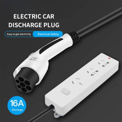 KW-C0137 Portable EV Conversion Charging Plug Socket (5)