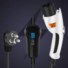 KW-EVC01A 3.5KW 16A Portable EV Charger Cable (7)