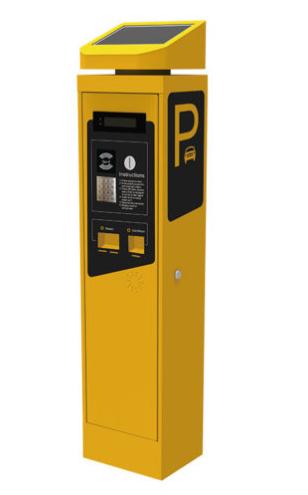 Diy Parking Payment Machine