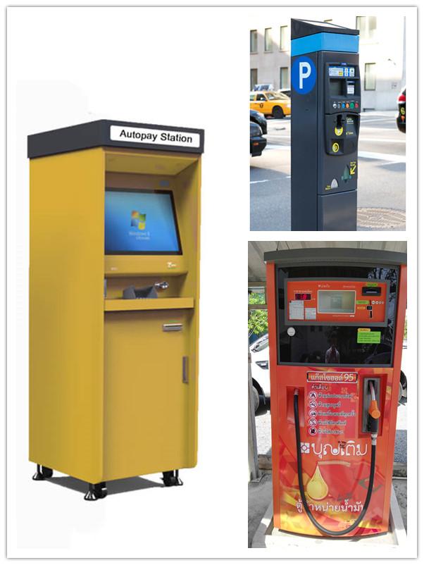 parking payment machine Doha