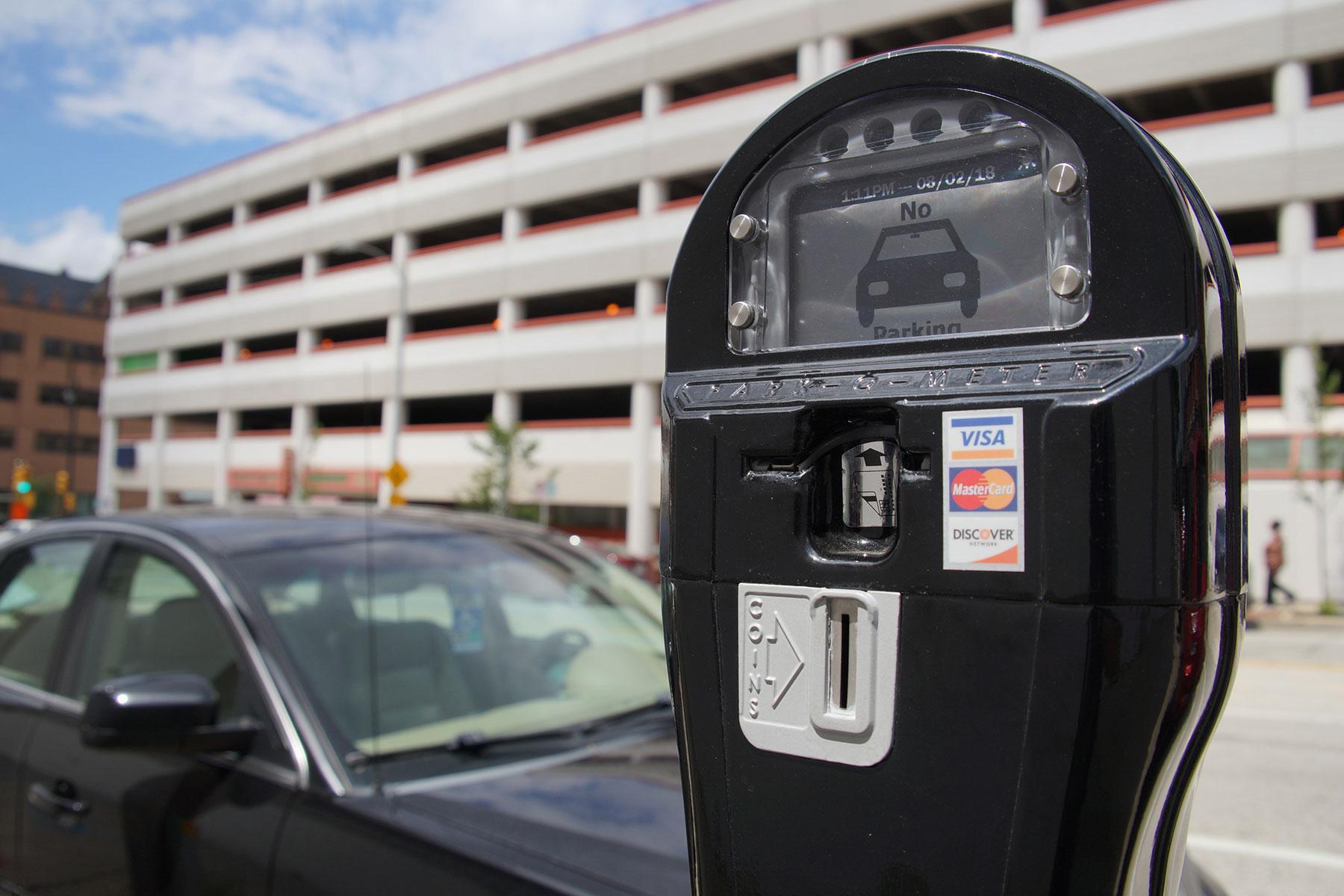 meter parking near me