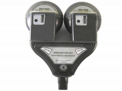 History of Vintage Parking Meter
