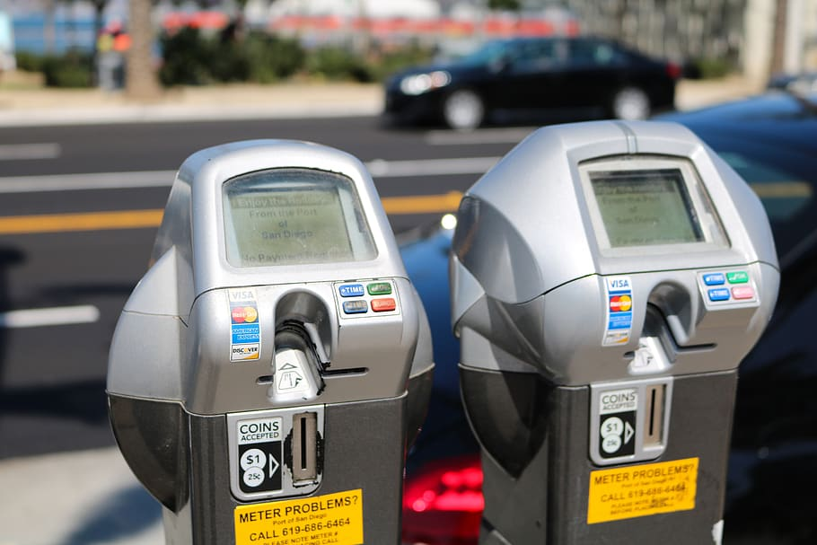 pay parking meter online