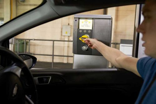 Automated Parking Payment Machine Cost VS Benefits