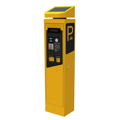 Complain About a Parking Eye Payment Machine Not Working