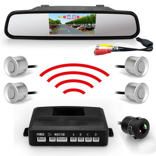 Parking Spot Sensors 2021