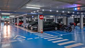 Parking space occupancy sensor 2021
