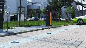 Parking space occupancy sensor
