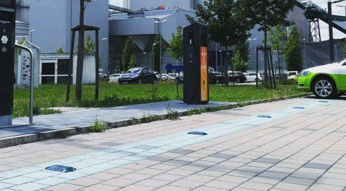 Smart Wireless Parking sensor for smart cities