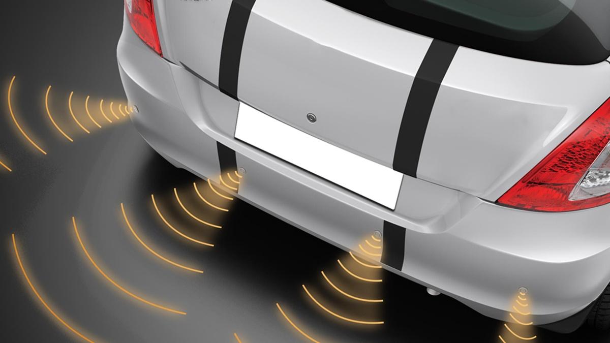 iot parking sensors 2021