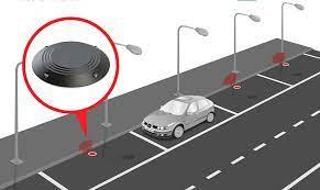 iot parking sensors