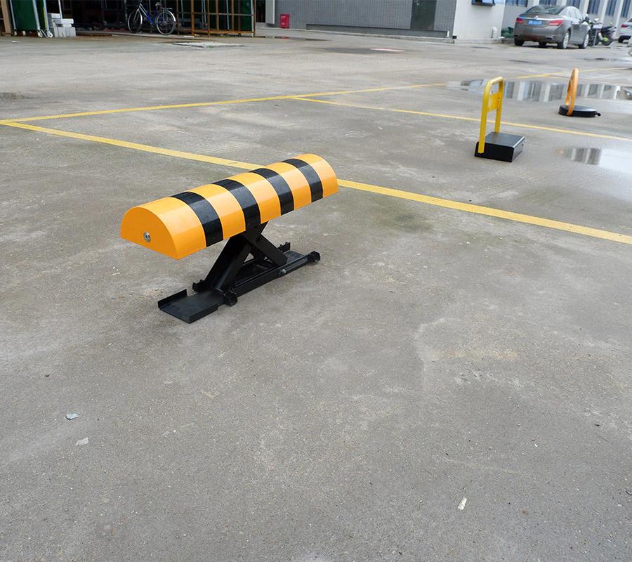 parking space lock barrier