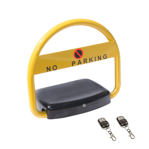 4 Easy Steps to Install Car Parking Lock