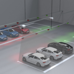 Parking lot sensor system Installation Instructions for Beginners