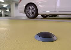 What is wholesale parking lot sensor price in 2021?