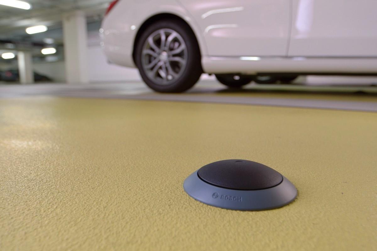 parking space detection sensor